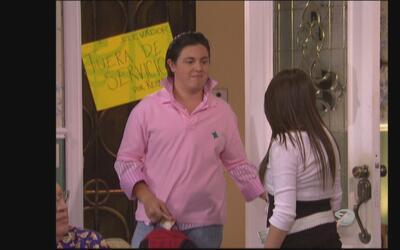 Una Familia de Diez | Martina sufre por Ricky