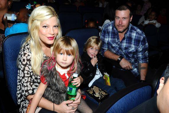 No obstante, es feliz con Dean, y tienen cuatro hijos: Liam Aaron, Stell...