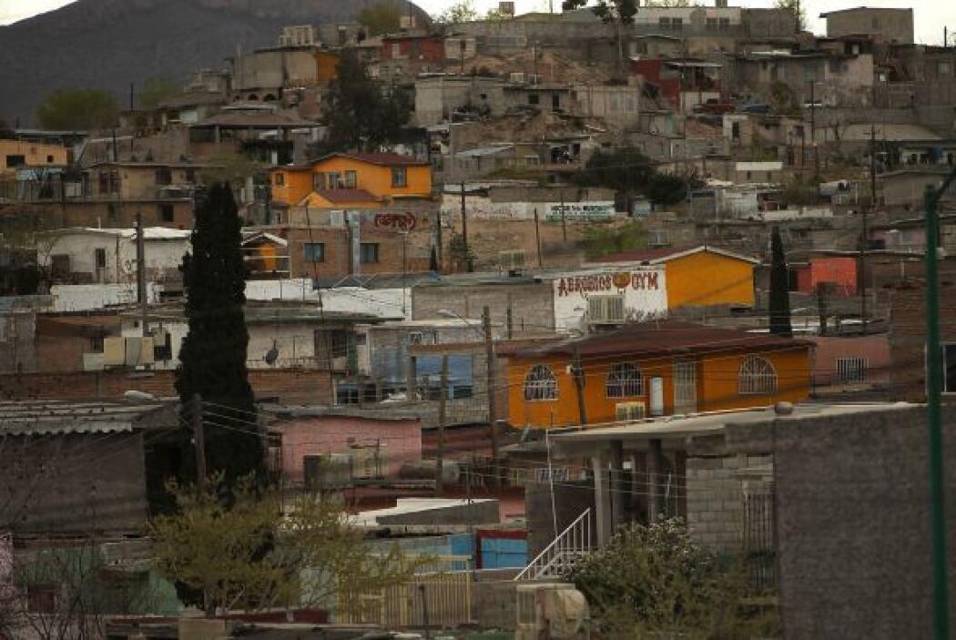Datos del departamento de Inmigración de El Paso revelan que por lo meno...