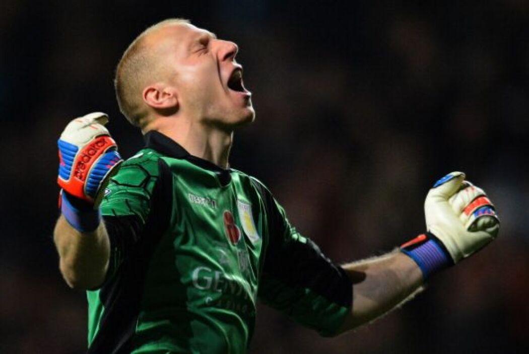 El Aston Villa parecía romper su histórica mala racha ante Manchetser Un...