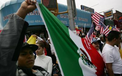 Más de medio millón de indocumentados viven en el estado d...