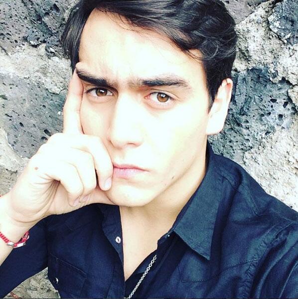 Julián Figueroa, hijo de Joan Sebastian y Maribel Guardia, está enfocado...