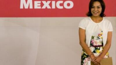 Josefina Vázquez Mota aspira a ser la candidata por el Partido Acción Na...