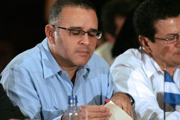 """Tojeira opinó que el gobierno del presidente de izquierda """"no ha traído..."""