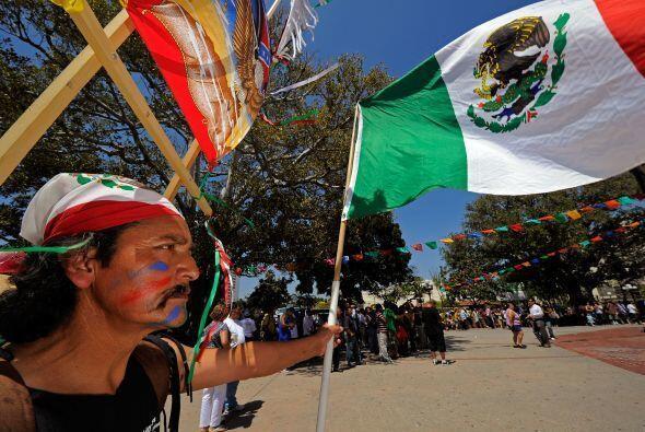 La celebración de la Batalla de Puebla el 5 de mayo está mucho más arrai...