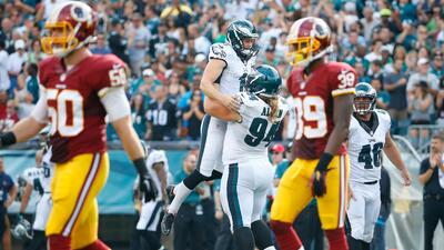 Highlights Semana 3: Washington Redskins vs. Philadelphia Eagles
