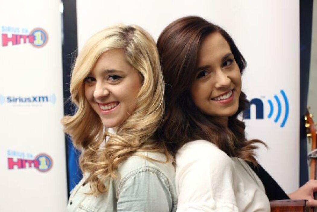 14.- Las gemelas Megan & Liz han logrado un éxito rotundo con su tema 'B...