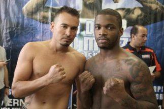 Antonio Infante y Eddie Gómez estelarizan en Solo Boxeo Tecate por Tele...