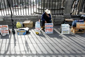 Las cifras indicaron una disminución en la ocupación de la Población Eco...