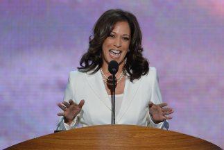 """El presidente describió a la procuradora general de California como """"la..."""