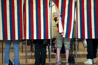 Estados Unidos celebra elecciones el martes 4 de noviembre.