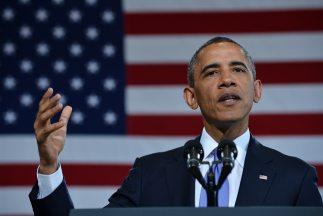 Obama sigue presionando por control de armas en Colorado.