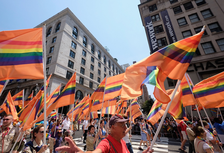 Nueva York y la celebracin anual del Orgullo Gay 2016