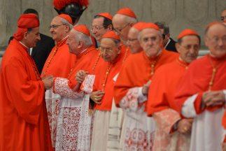 El Colegio Cardenalicio se alista para elegir al sucesor del Papa Benedi...