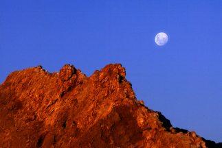 """Los expertos eligieron ese desierto chileno porque ofrece un terreno """"re..."""