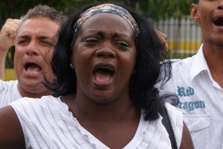 Las disidentes cubanas Damas de Blanco denunciaron que 26 componentes de...