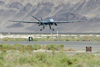El ataque se realizó desde un 'drone', un avión no tripulado.