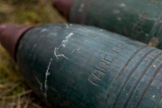 El armamento de las FARC causa preocupación.