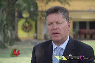Ricardo Peláez: 'América requiere títulos'