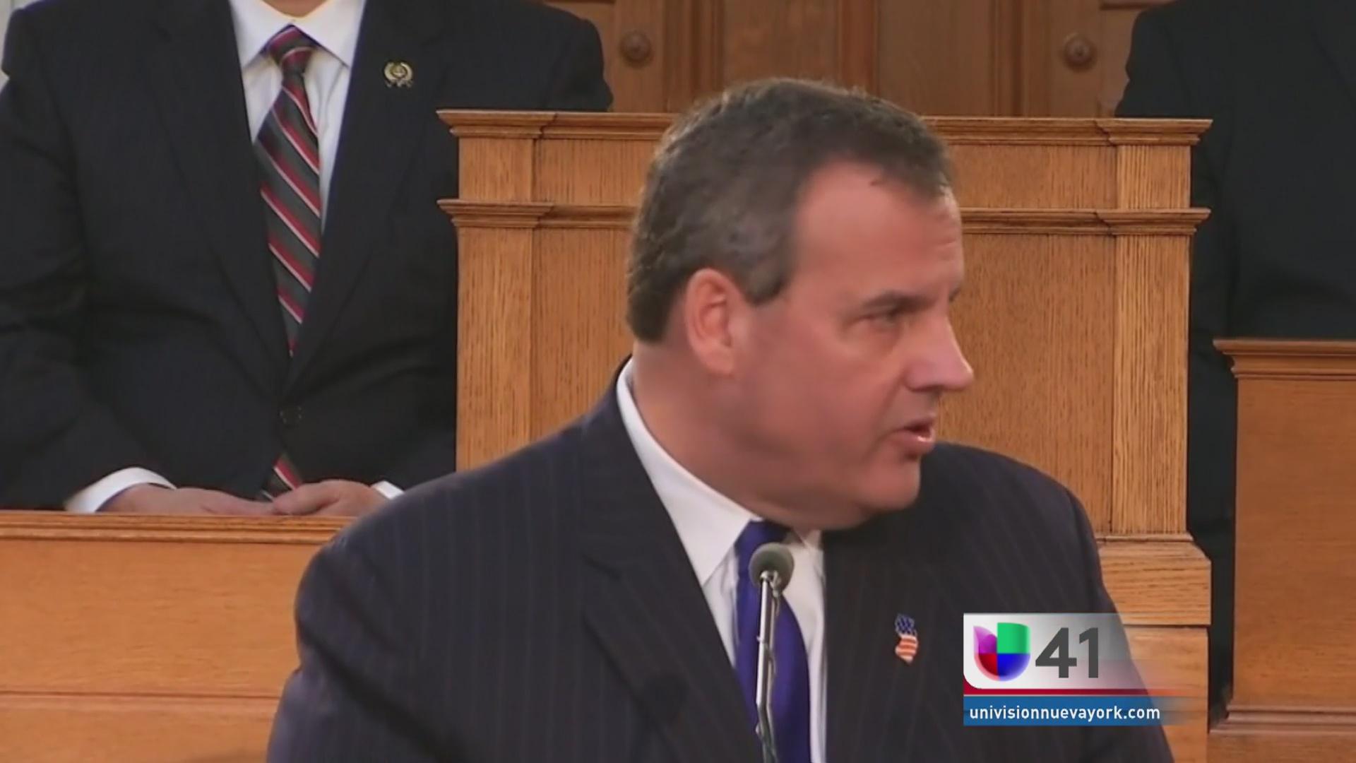 Christie suspende oficialmente su campaña a la presidencia