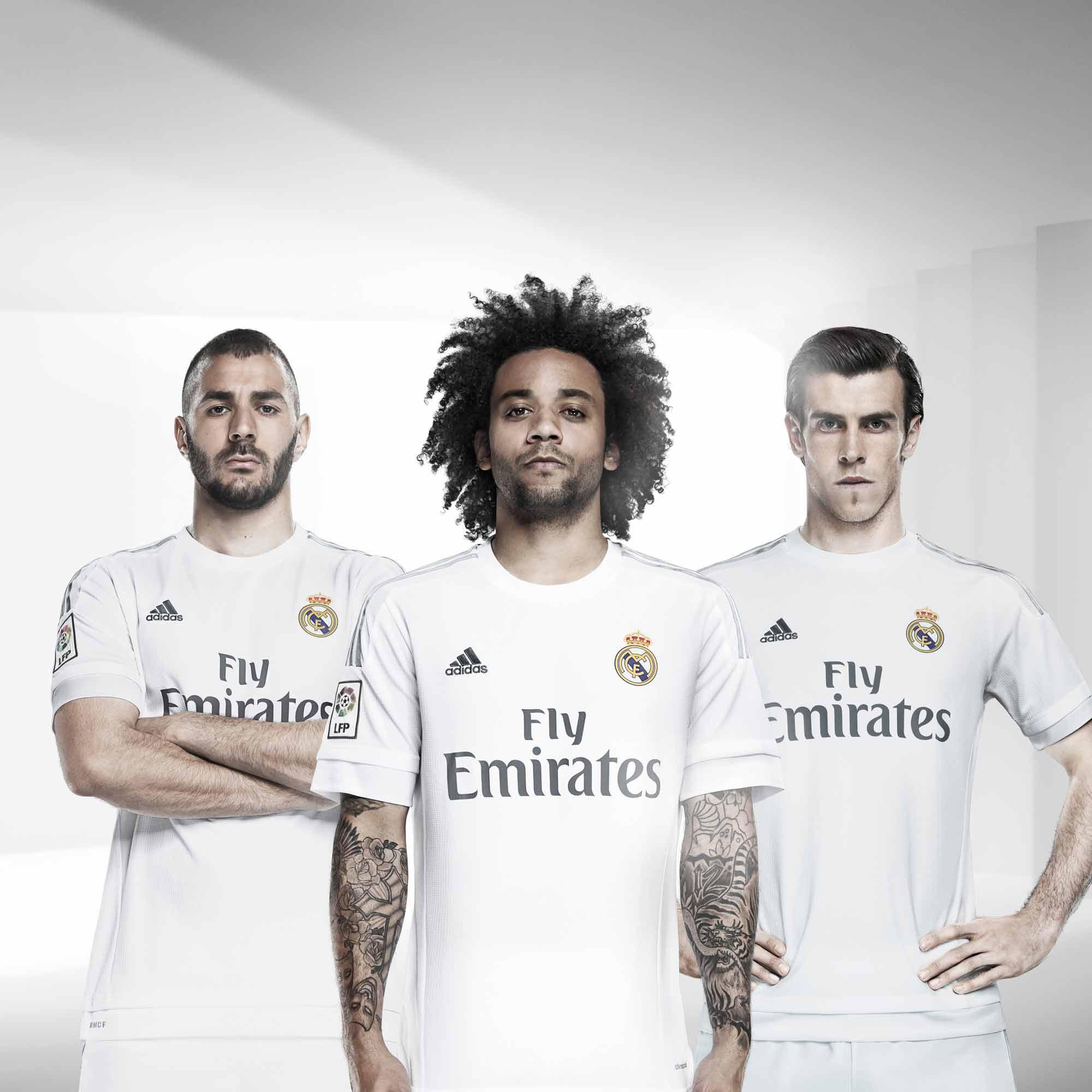 Amar A Muerte Capitulo 25: Real Madrid Presenta Sus Nuevos Uniformes Para La Campaña