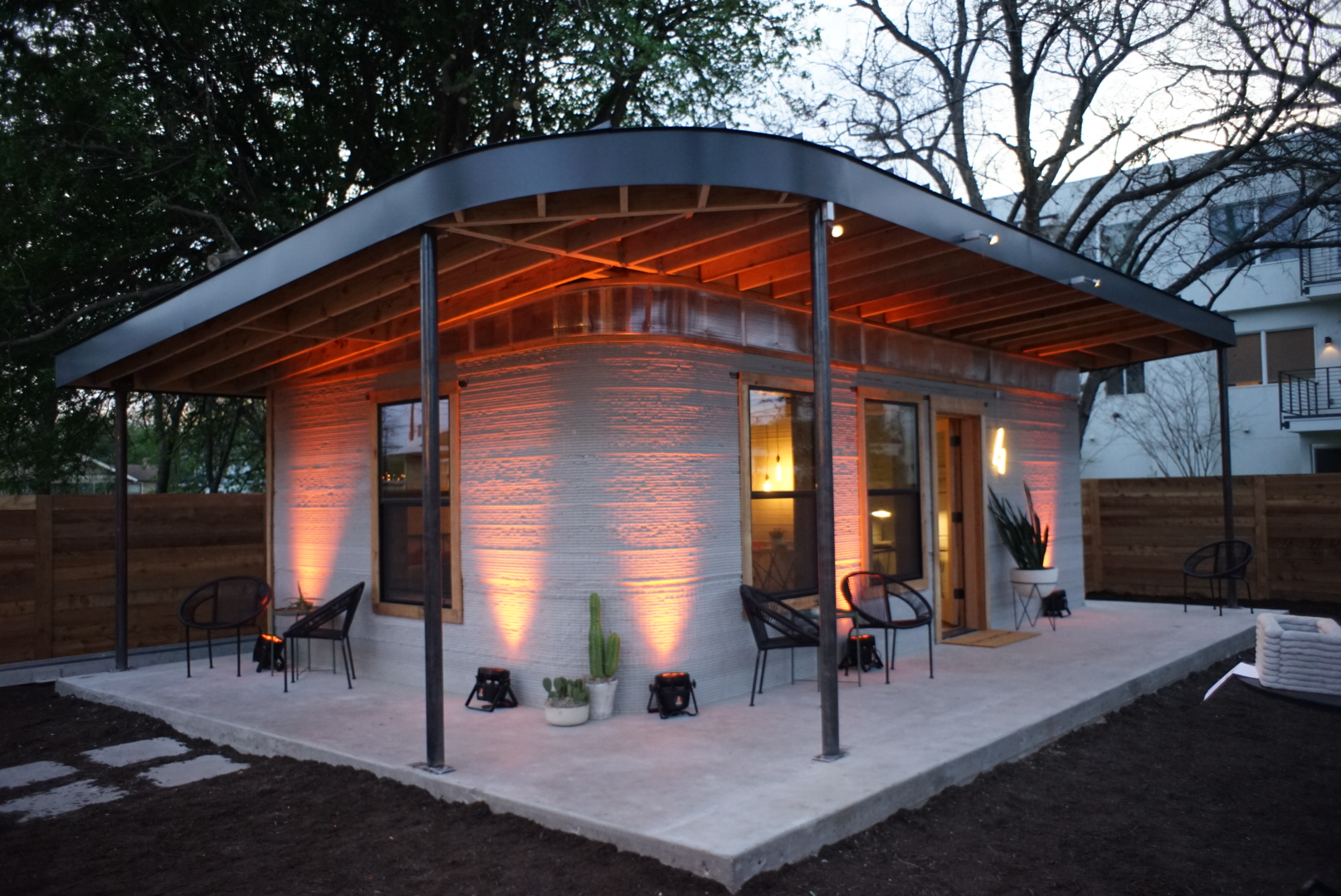 El plan para construir casas funcionales usando una impresora 3D ...