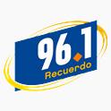 Logo mcallen Recuerdo 96.1