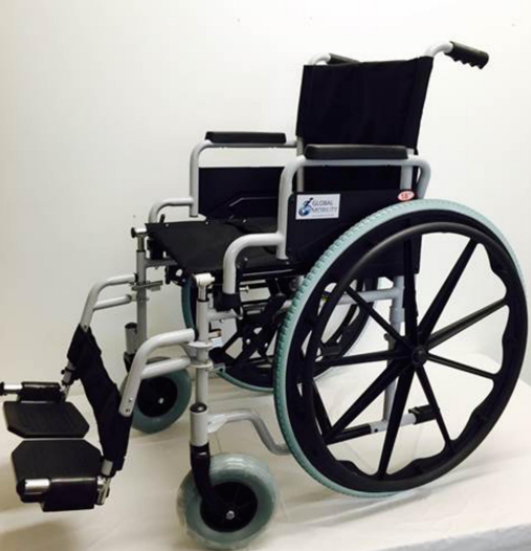 silla de ruedas gratuita