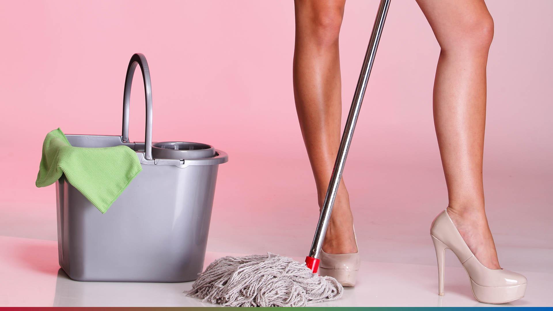 Домохозяек ножки