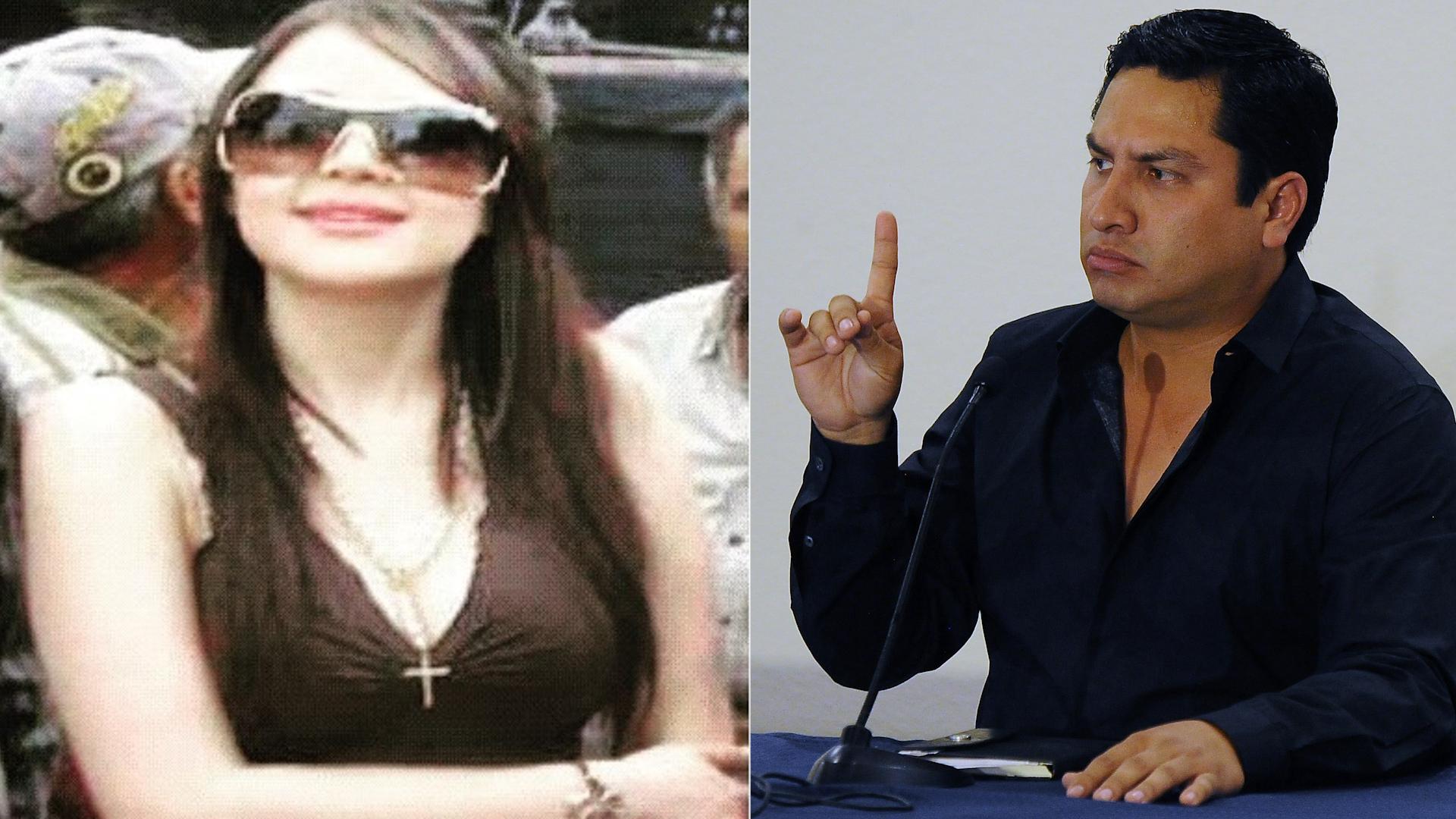 Nataly Fernandez La Mujer Que Vincula A Julion Alvarez Con