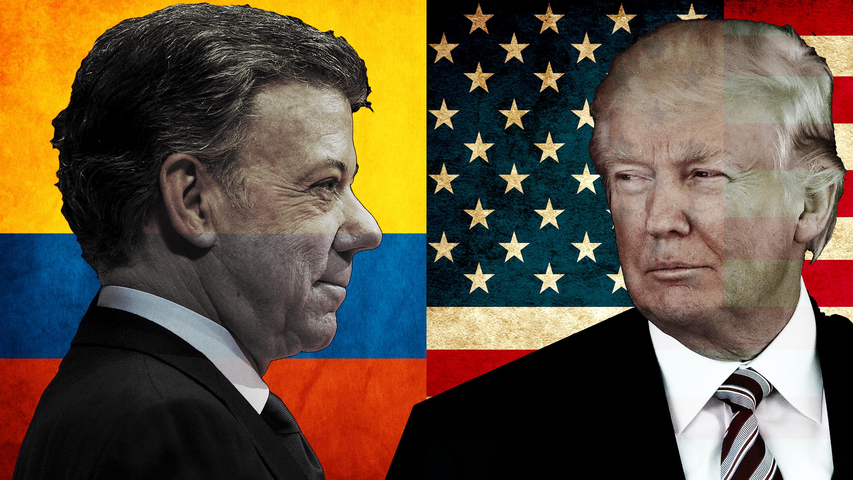 El presidente Santos espera blindar los fondos para la paz durante ...
