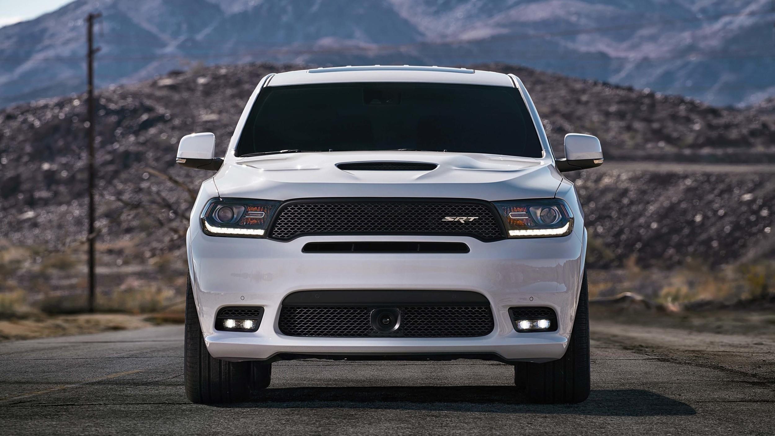 Dodge Presenta La Nueva Durango Srt 2018 Univision