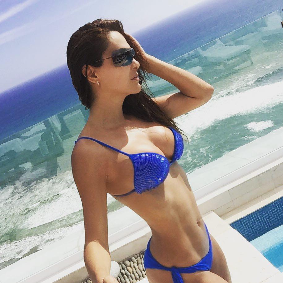 Ninel Conde Tiene El Bikini Más 'hot' Del Verano
