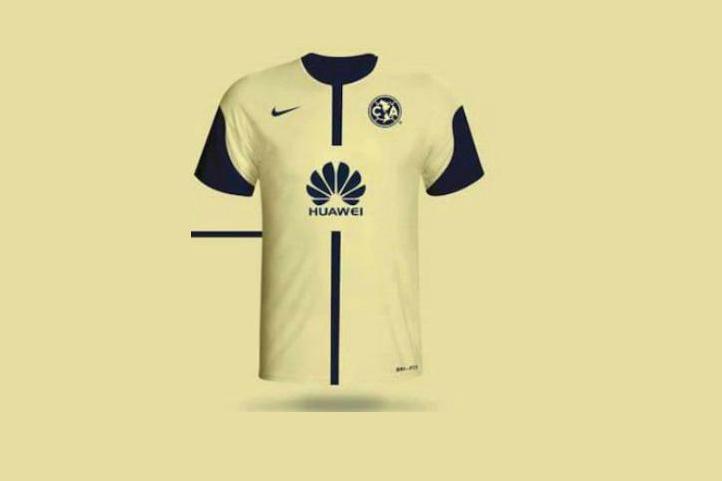 Se filtra posible nuevo uniforme del am rica univision for Cuarto uniforme del america