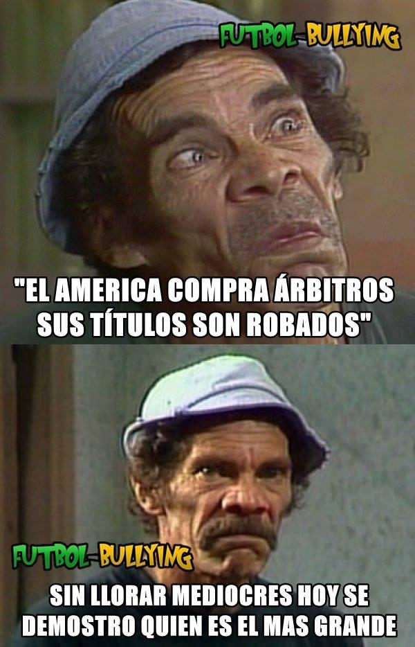 Los Memes No Perdonaron La Eliminacion De Chivas Ante America