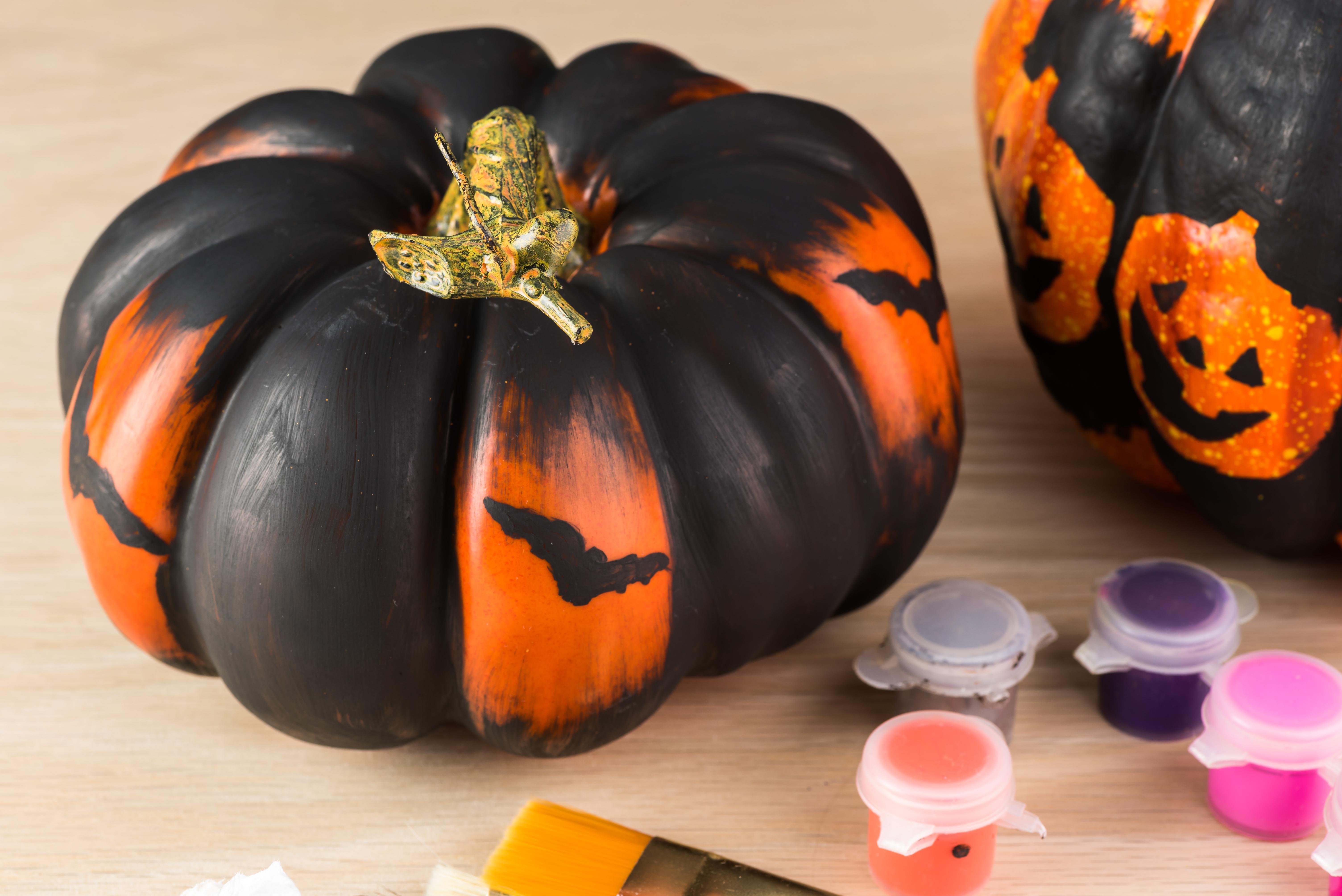 Consejos Para Decorar Tu Calabaza Este Halloween Univision - Como-decorar-una-calabaza-para-halloween