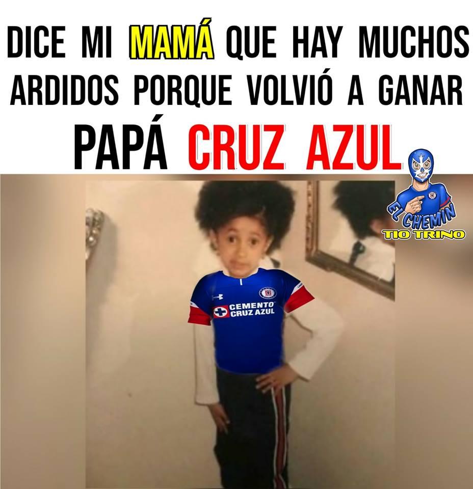 Memelogía: Cruz Azul Está Arrasando En La Liga MX Y También Con Los Memes