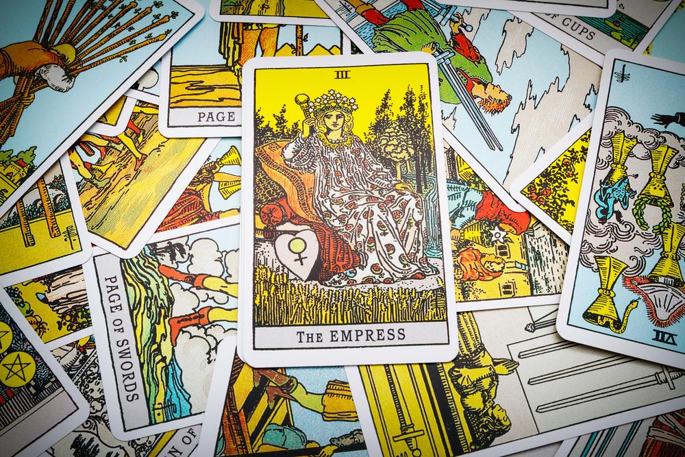 Tarot: el significado de la carta de la Emperatriz
