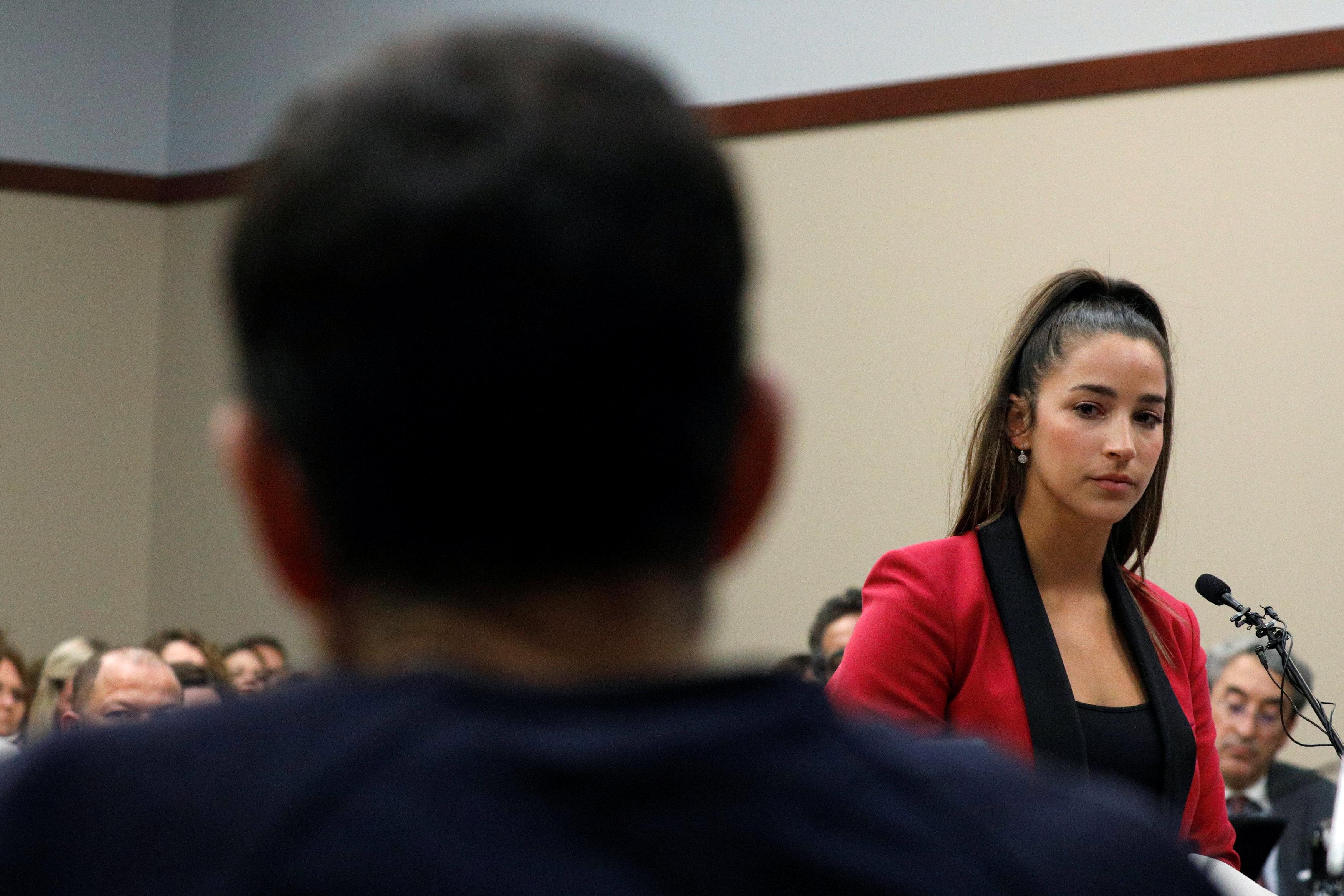 Michigan State compensará a víctimas de Larry Nassar