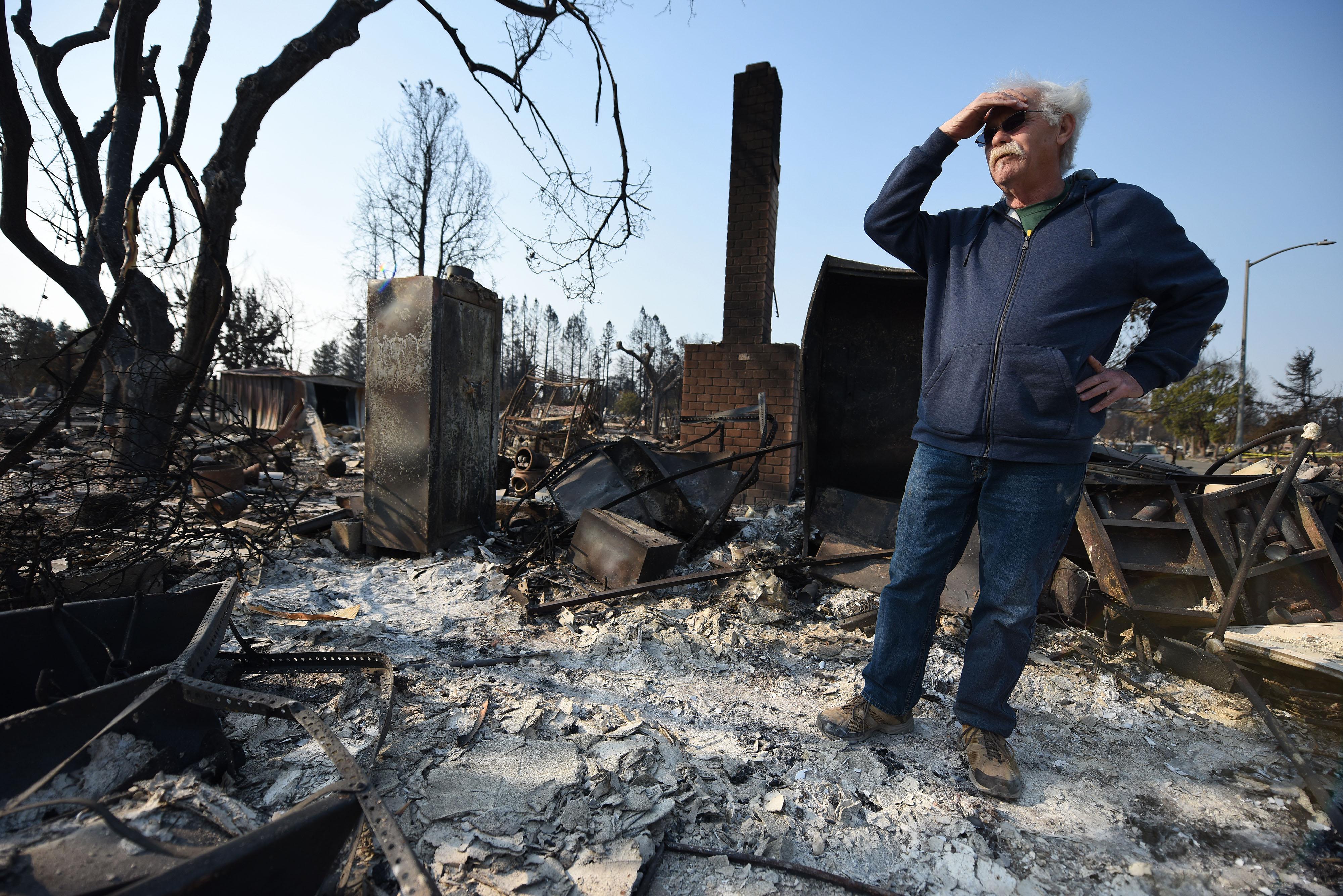 Incendios en California han devastado 3,500 edificaciones: entre los más destructivos de su historia