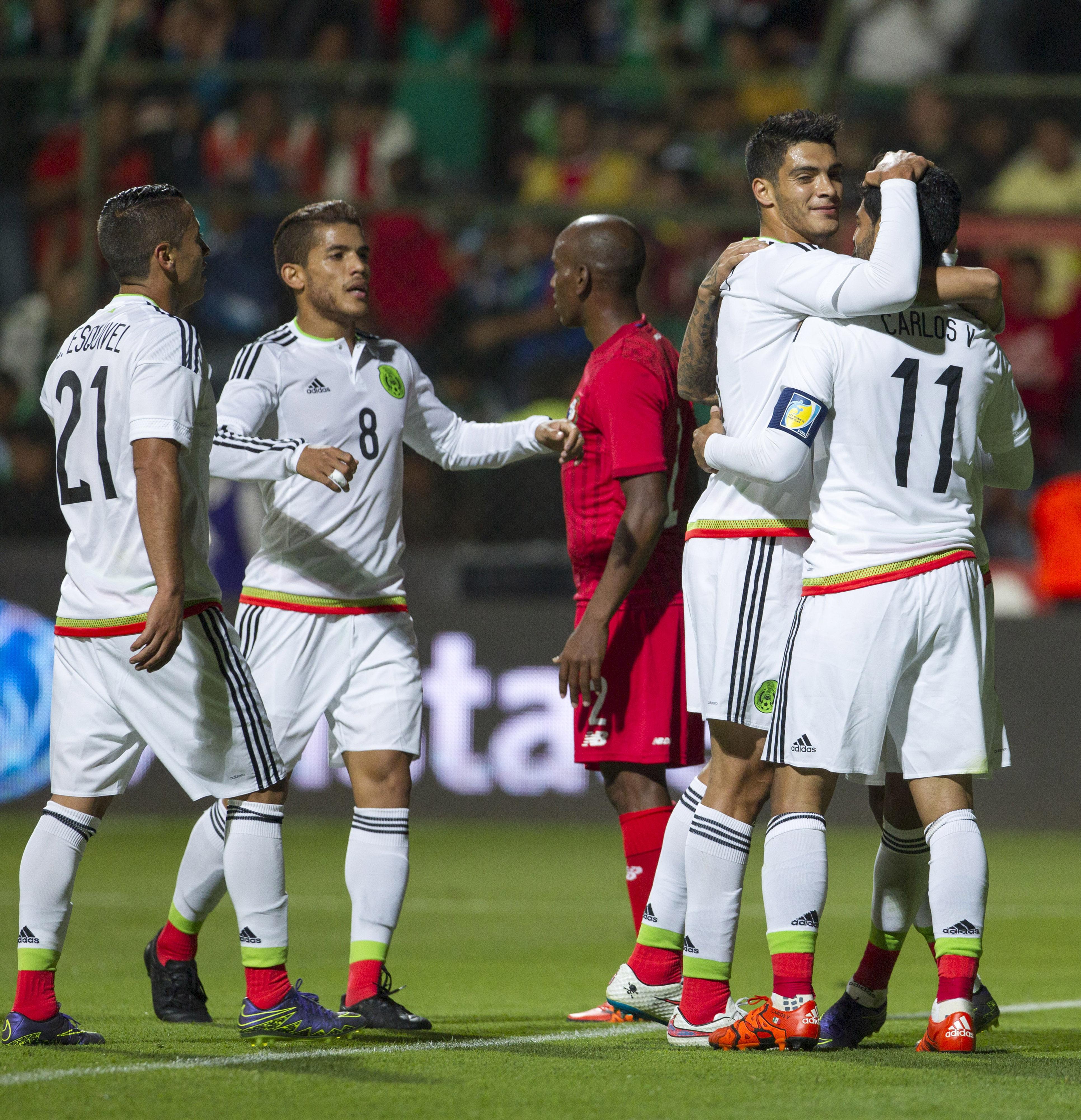 Amar A Muerte Capitulo 5: México 1-0 Panamá: 'Tuca' Cierra Su Ciclo En El Tri Con