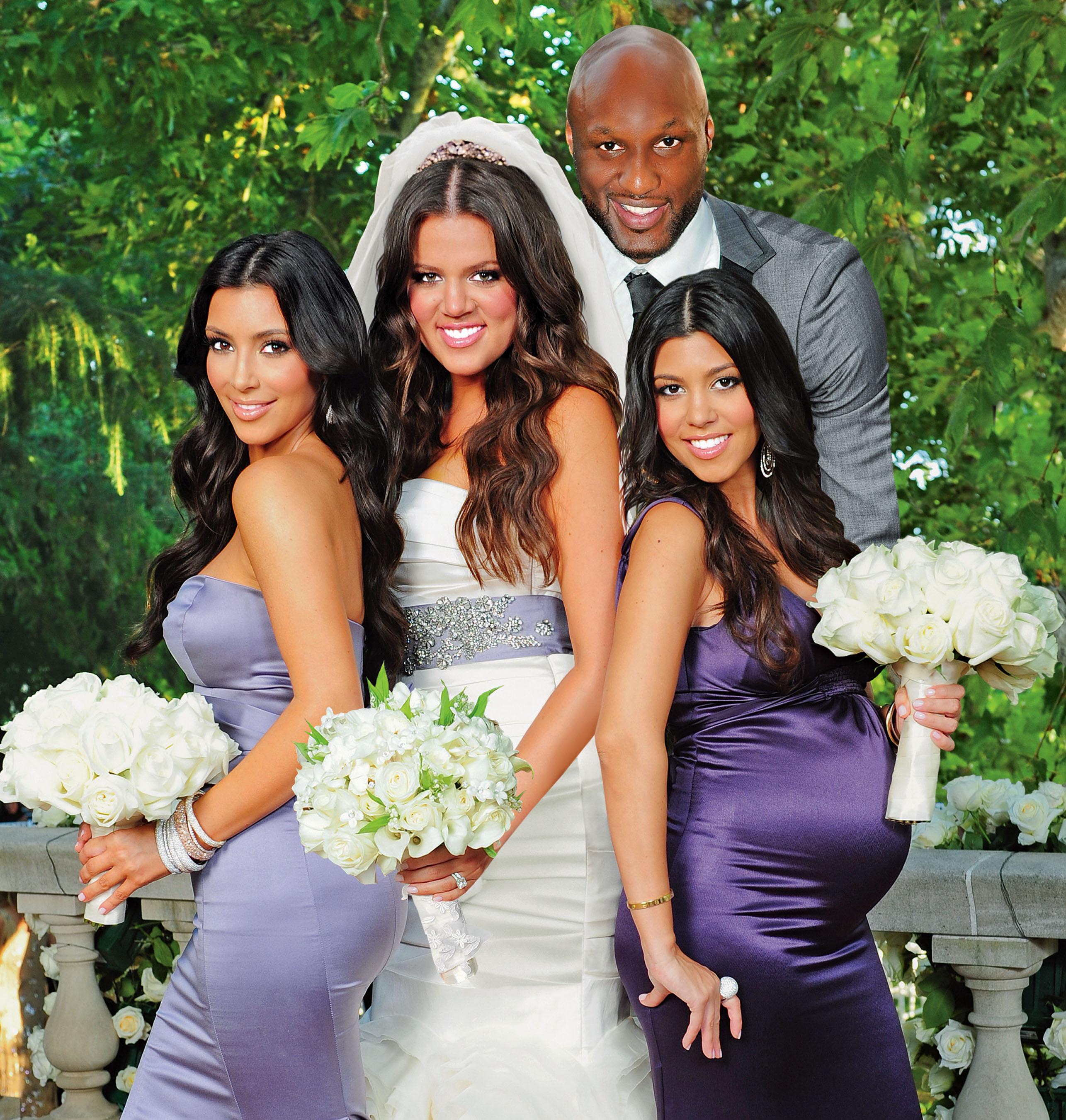 Khloé Kardashian Y Lamar Odom Por Fin Se Divorciaron