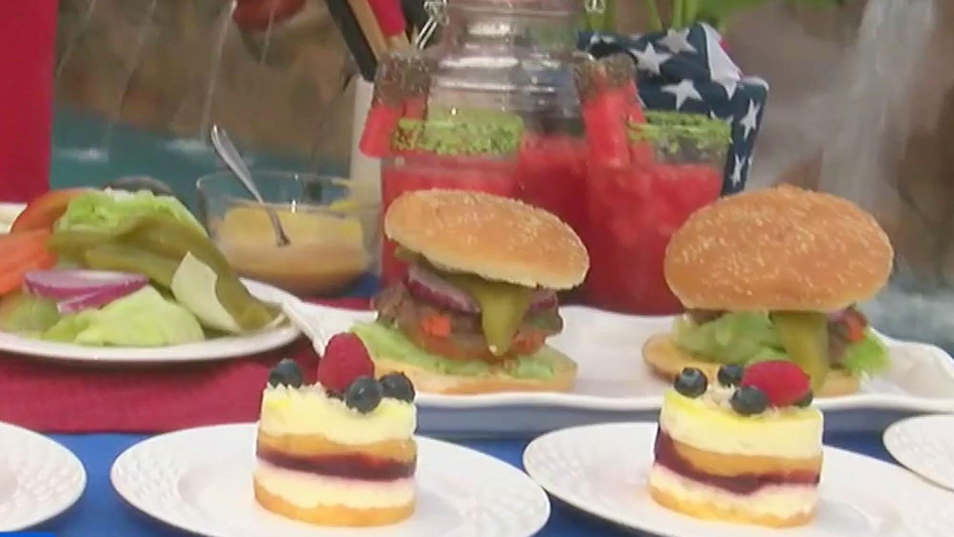 Comida para sus invitados en las fiestas del 4 de julio for Comida rapida para invitados