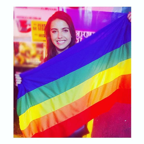 """""""Yo Soy Gay"""": Michelle Renaud"""