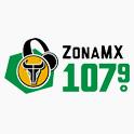 Logo Fresno  Zona MX 107.9