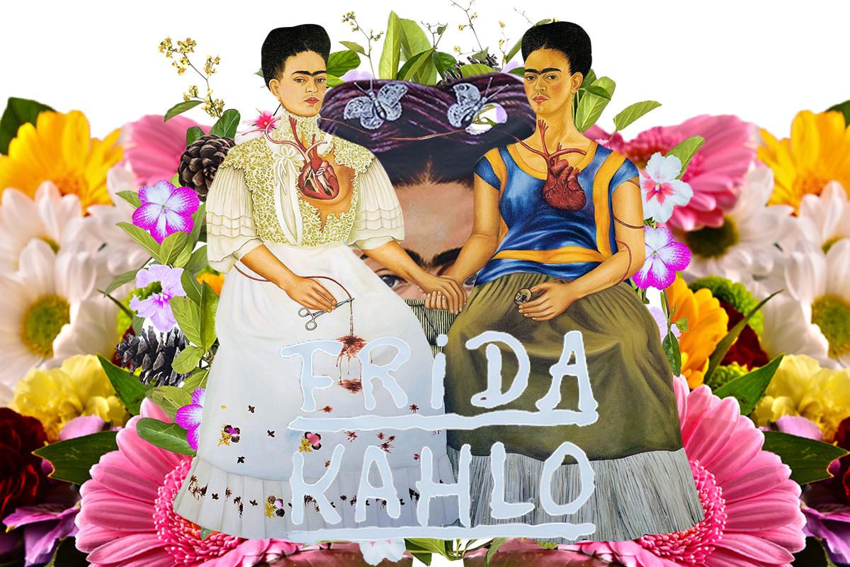 C mo vestirse para lucir como frida kahlo este cinco de for Cuartos decorados de frida kahlo