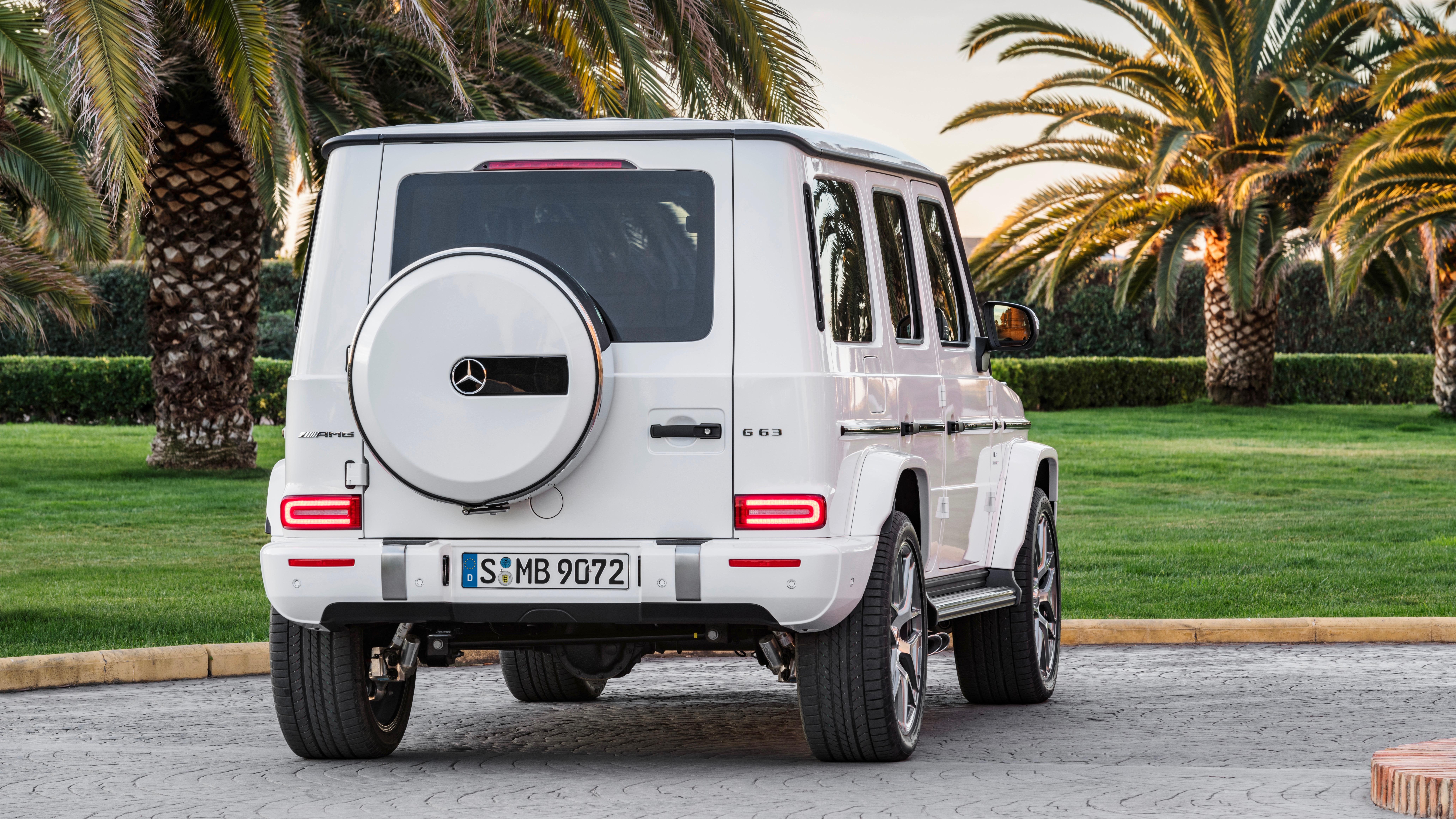 Esta Es La Nueva Mercedes Amg G63 2019 Univision