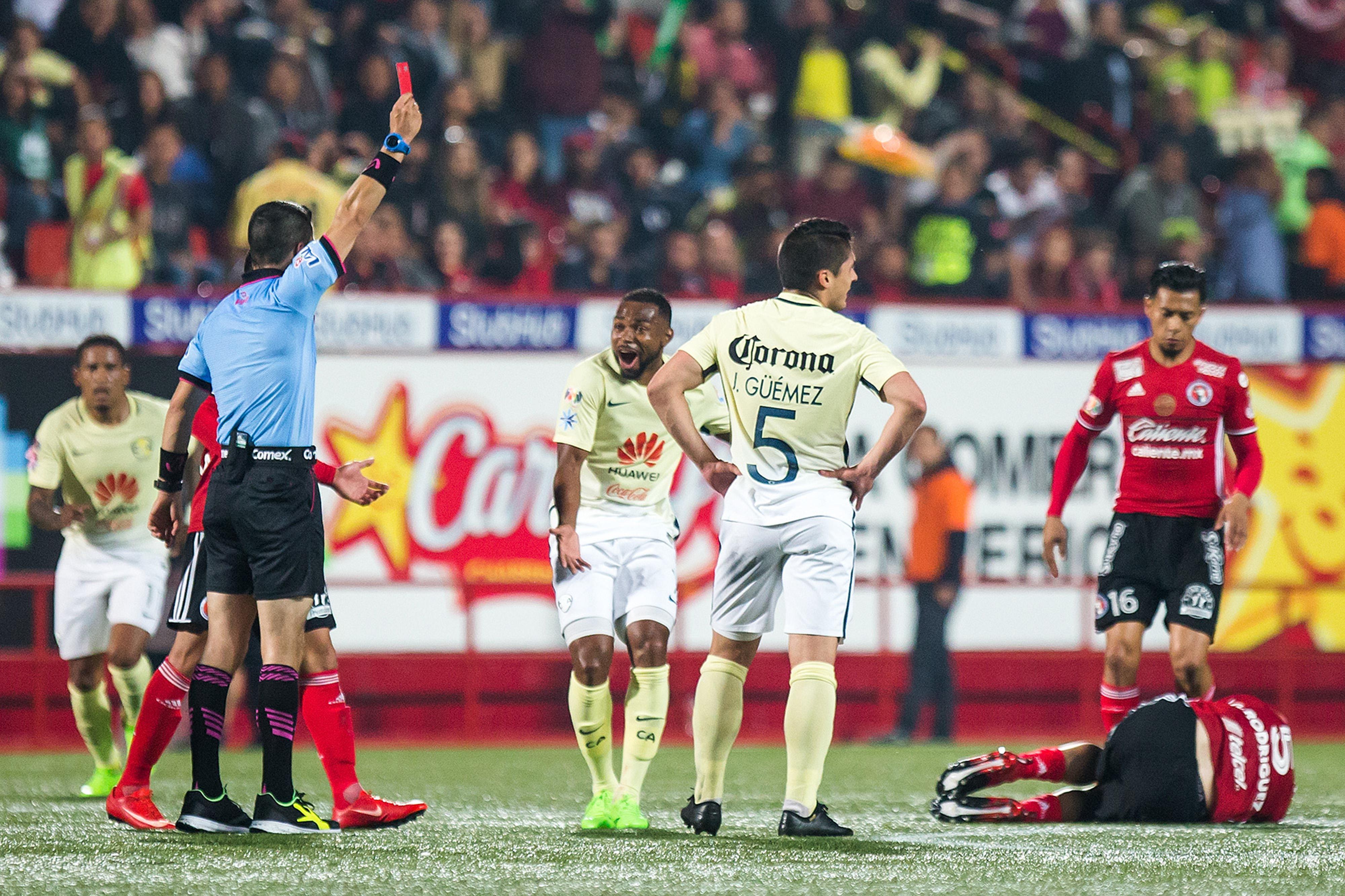 Los árbitros apelan los castigos de Pablo Aguilar y Enrique Triverio ...