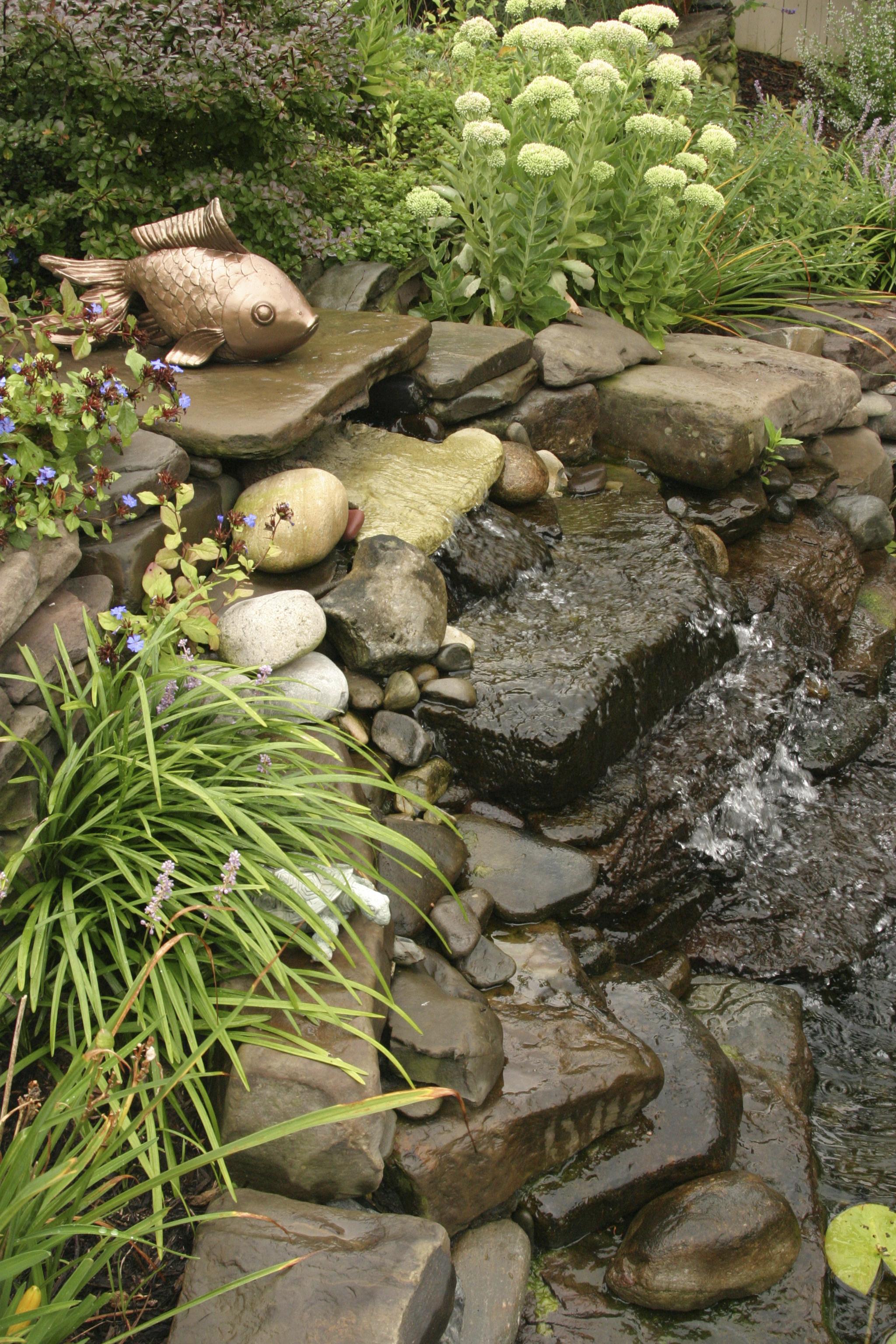 Como decorar un jardin sin cesped latest los jardines o for Jardines zen exterior