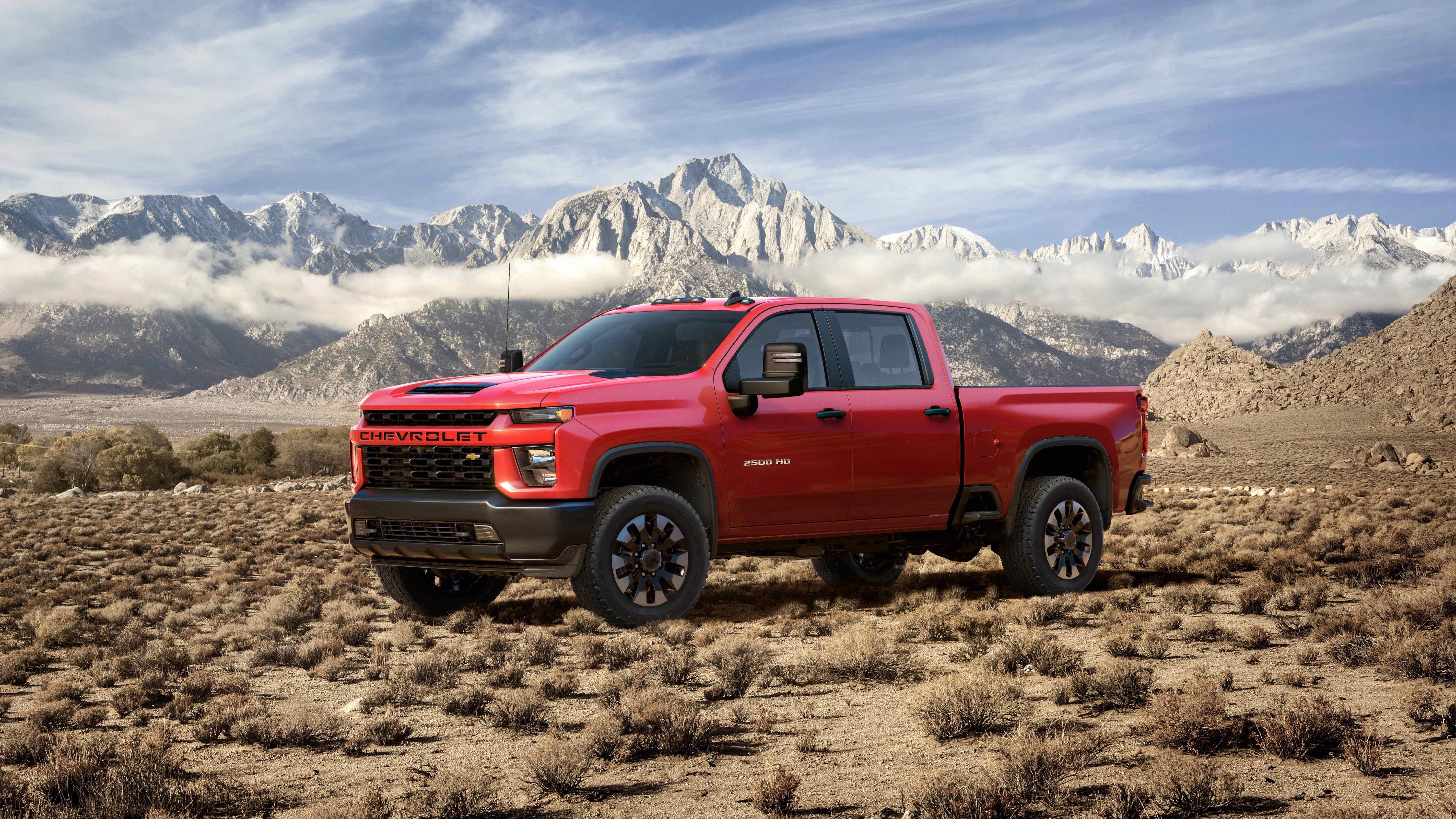 La nueva Chevrolet Silverado HD 2020 es la pickup más ...